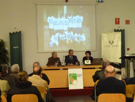 Cristina Krug, protagonista en la tercera jornada de nuestra Quincena Cultural-Deportiva para Mayores