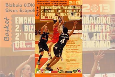 Cuenta atrás para el II Torneo Bizkaia Elite del Basket Femenino