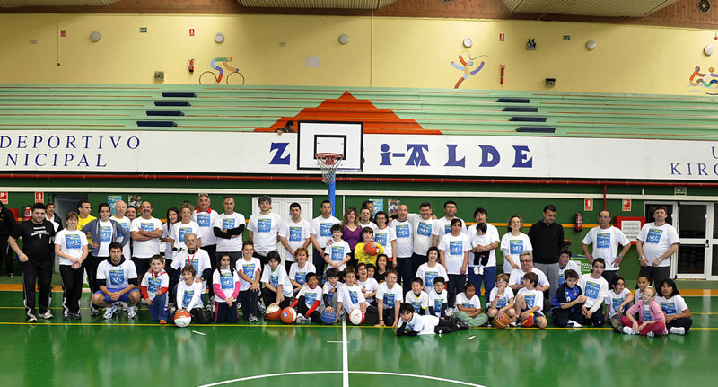 Torneo Dos Generaciones en Portugalete