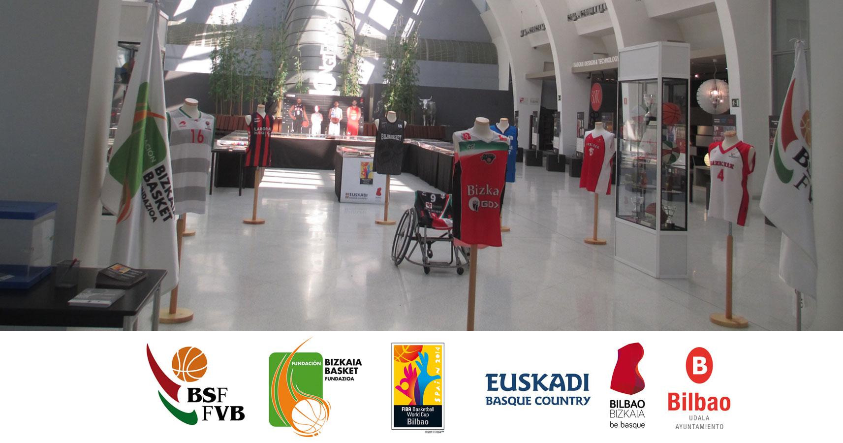 Actividades de la Fundación BizkaiaBasket con motivo de la Copa del Mundo FIBA 2014