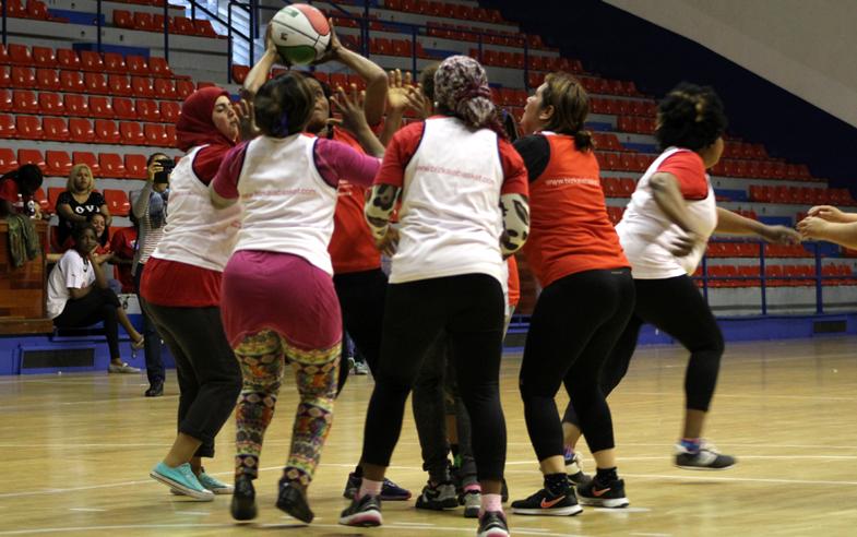Regresa el baloncesto social, vuelve el 'Cuida Tu Cuerpo, Cuida Tu Mente'
