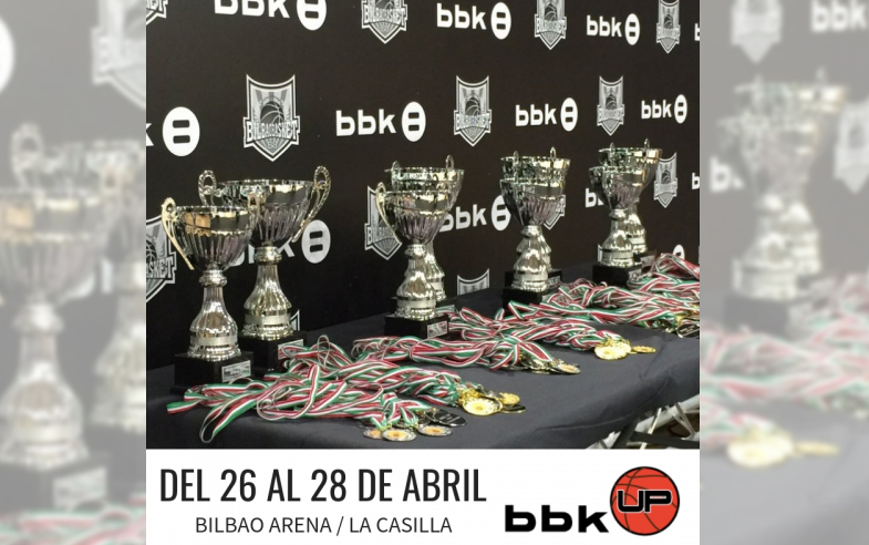 La BBK Up se disputará integramente en el Bilbao Arena