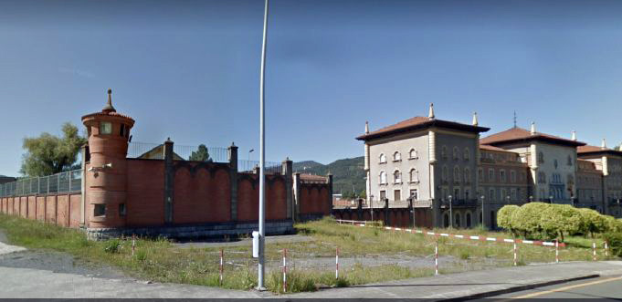 El basket llegó al Centro Penitenciario de Basauri