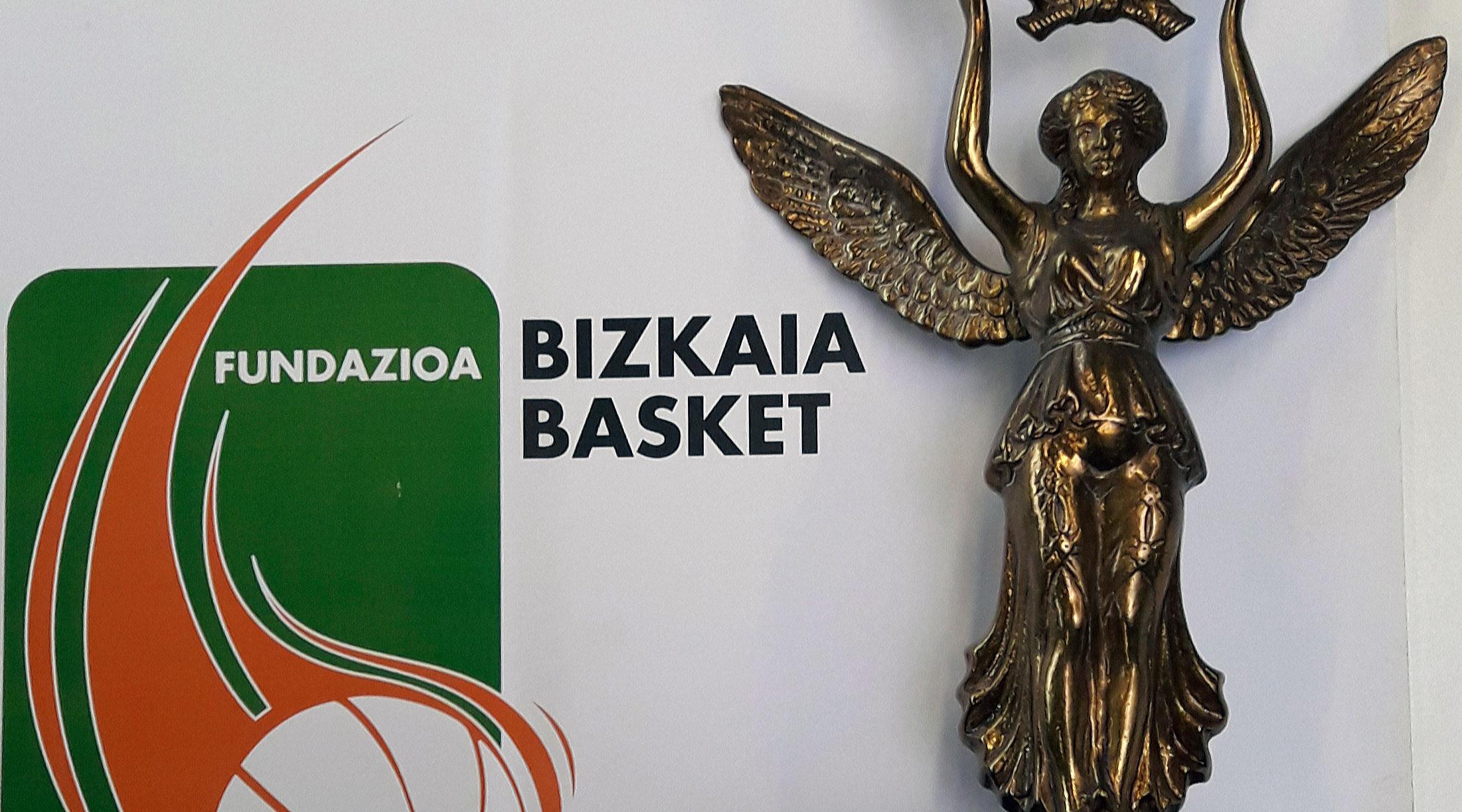 Estos son los Premios Saski Saria 2019 de la Fundación Bizkaiabasket Fundazioa
